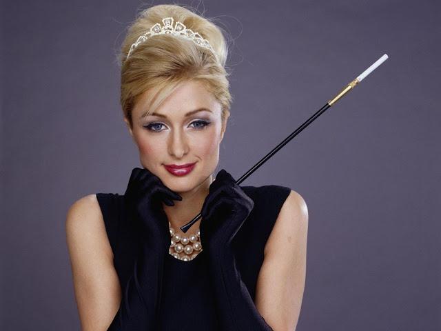 Paris Hilton bonequinha de luxo