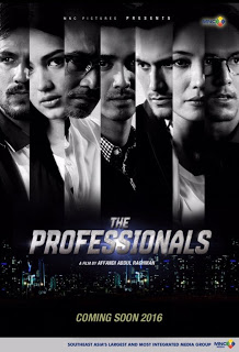 Sinopsis Film The Professionals