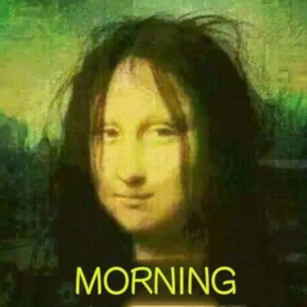 The Weather Continues Has Moni Basu Had A Mona Lisa Morning