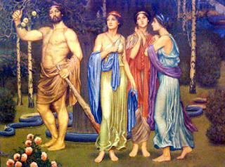 mito de hercules heracles las manzanas de oro de las hesperides