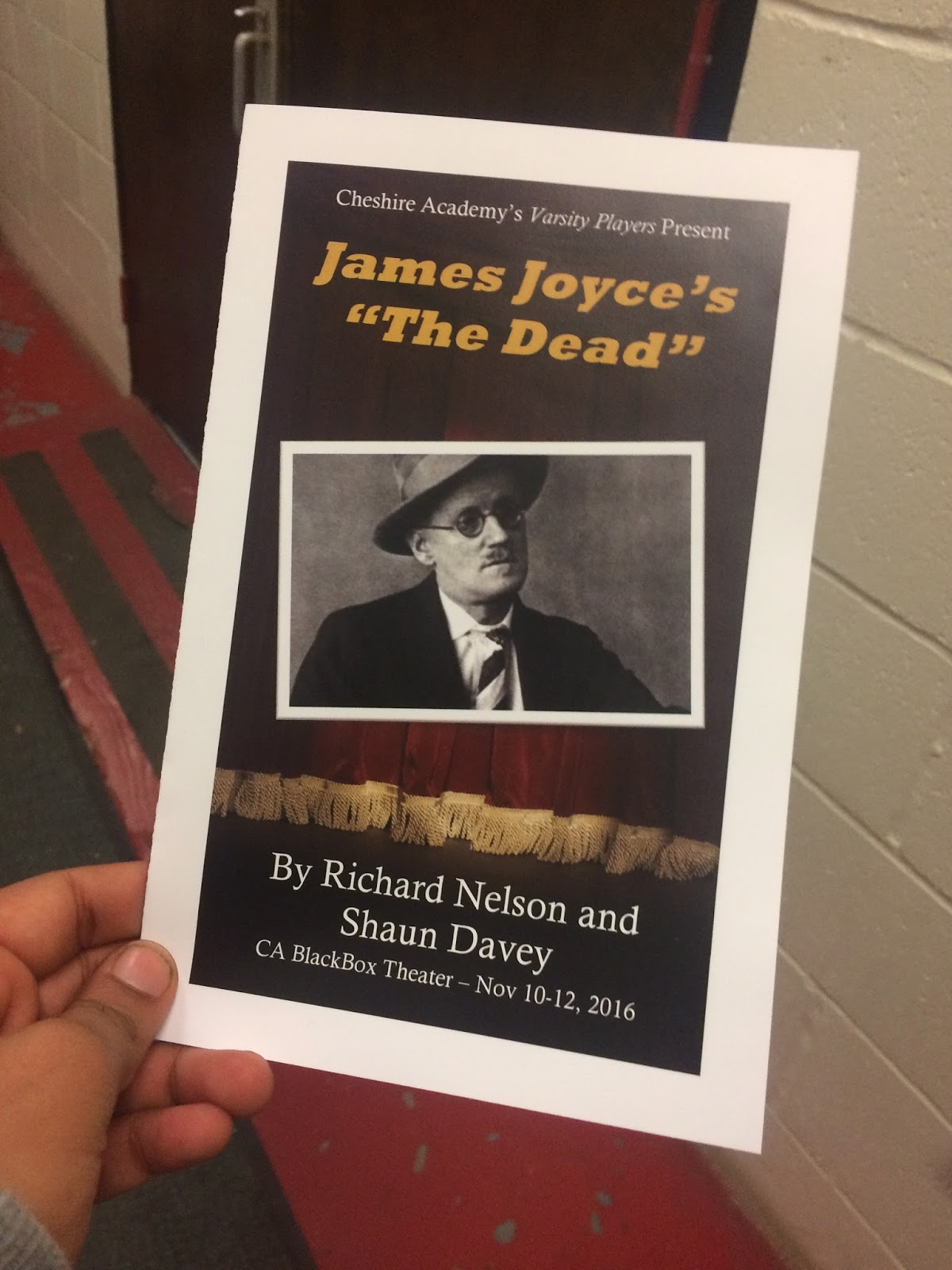 an analysis of james joyces story the dead On one of joyce's finest short stories 'the sisters' is the opening story in james joyce's 1914 collection, dublinersunlike the other stories in the collection, it is told in the first person, by a young man recalling his friendship, as a boy, with a catholic priest.