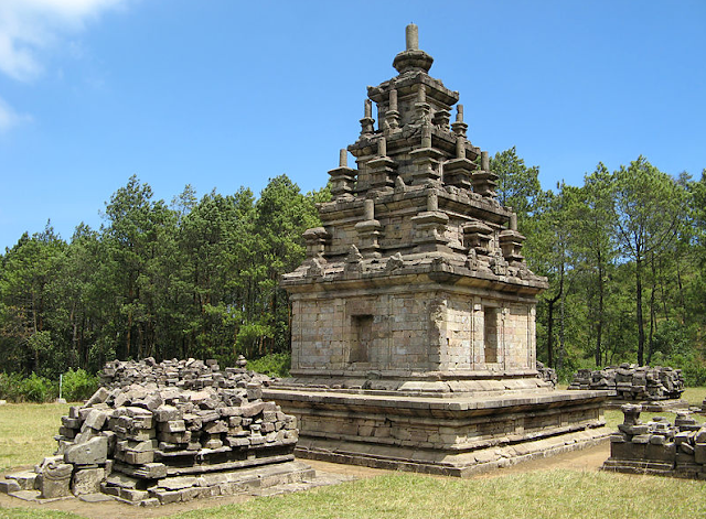 Gedong Songo IV Temple