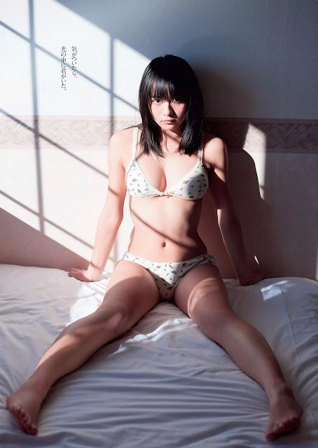 Asakawa Nana 浅川梨奈 週刊プレイボーイ Weekly Playboy Feb 2016 Pics 6