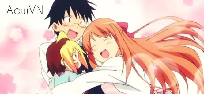 nv9r6u3 1 - [ Anime 3gp Mp4 ] Hanamaru Youchien | Vietsub - Moe Chibi