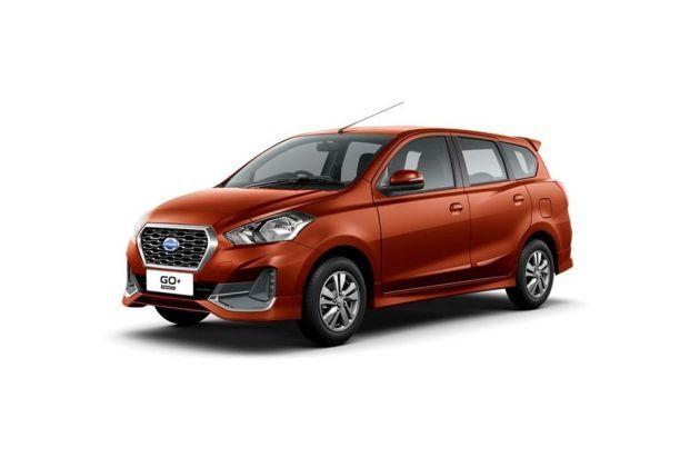 New 2018 Datsun GO Plus Facelift Version
