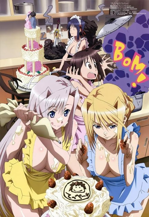 Descargar Princess Lover! [12 - 12] + [Especiales][Sub Español][MEGA] HDL] [Sin Censura]