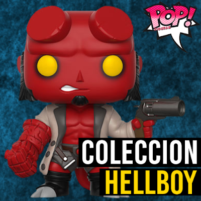 Lista de figuras funko pop de Funko POP Hellboy