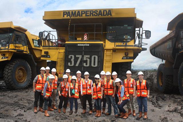 Lowongan Kerja PT. Pamapersada Nusantara (PAMA) November 2017