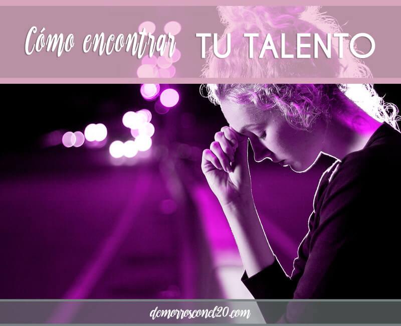 Como encontrar tu talento