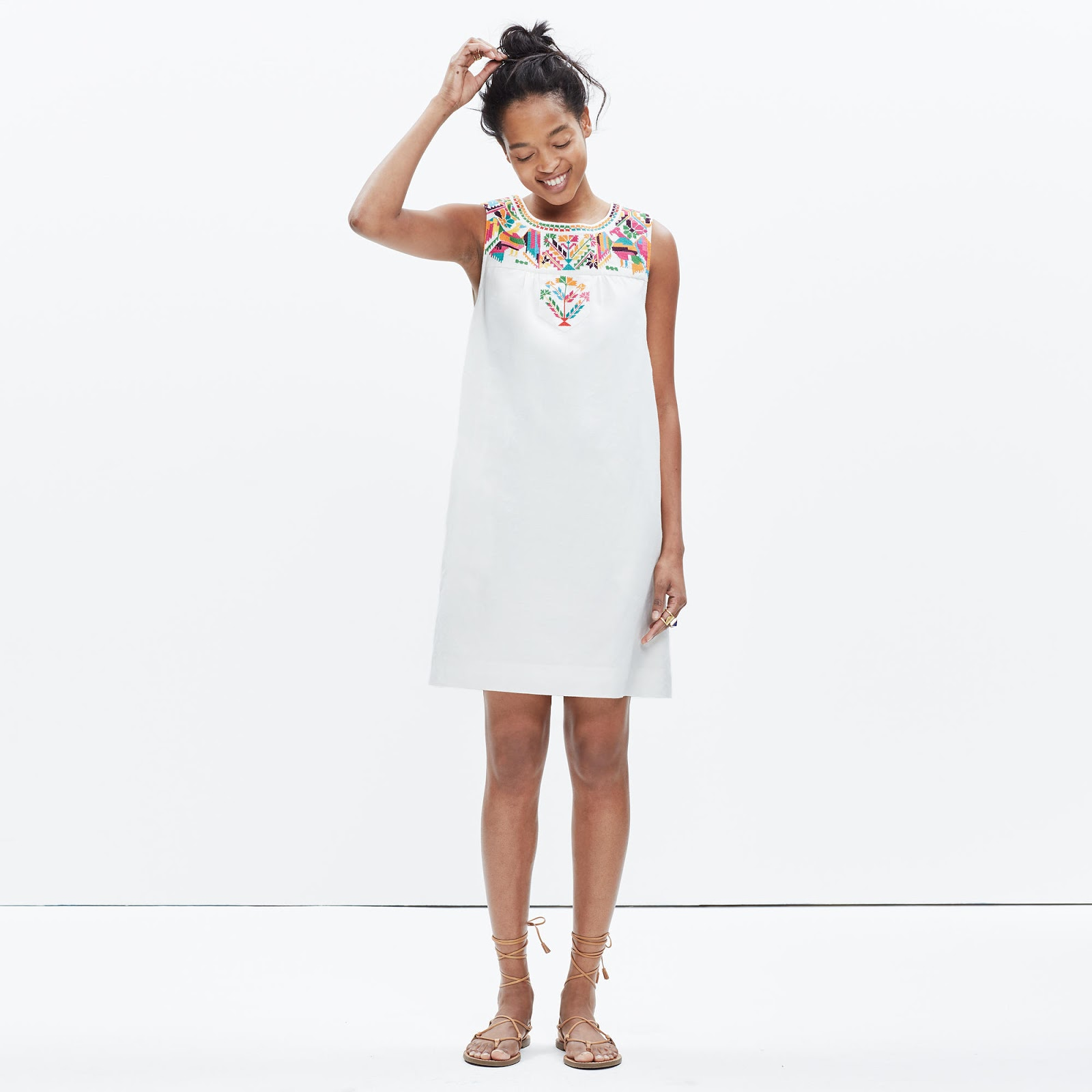 Madewell la paloma dress