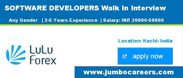 Lulu forex jobs salary 2018. Lulu jobs India 2018.