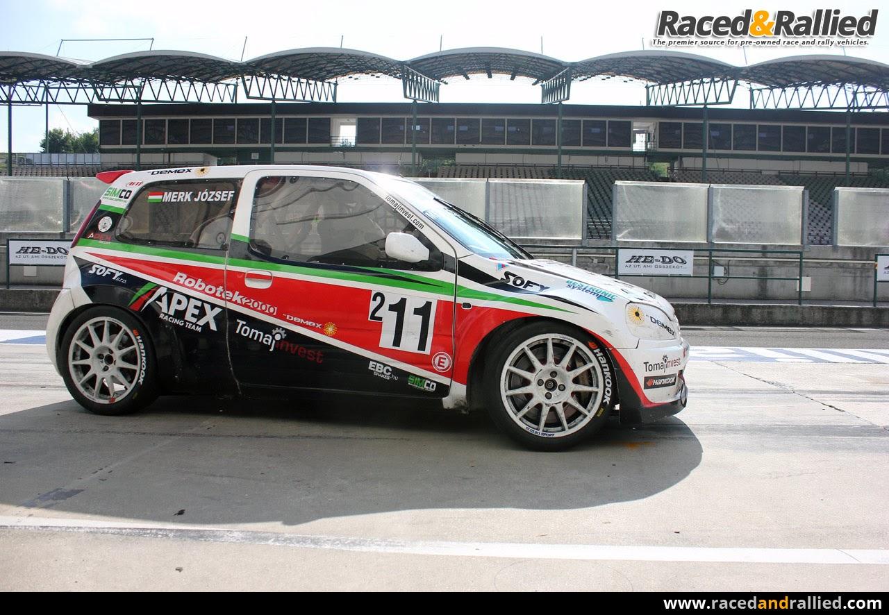 Suzuki Ignis Sport, rajdy, wyścigi