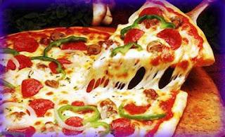 পিৎজায় ক্যানসারের ঝুঁকি Cancer Risk With Pizza