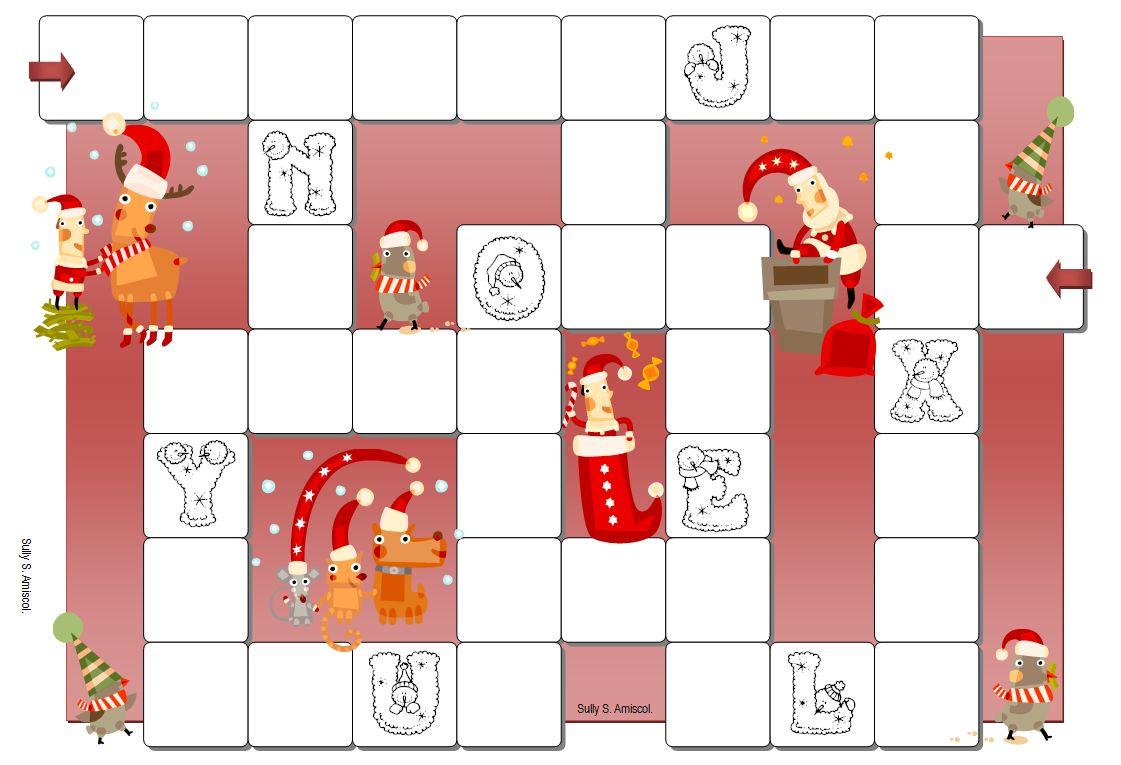 amiscol jeux trouvons les cadeaux et joyeux no l. Black Bedroom Furniture Sets. Home Design Ideas