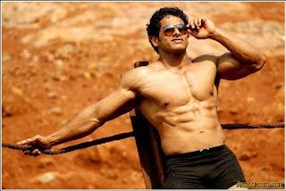 Suhas Khamkar Indian bodybuilder