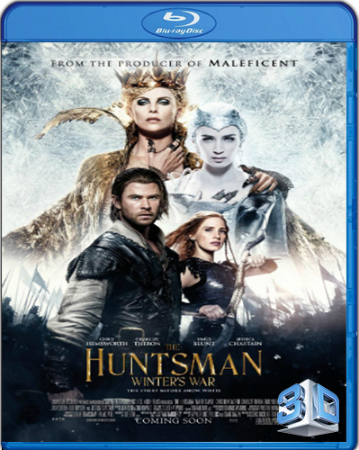 The Huntsman: Winter's War [2016] [BD50] [Latino] [3D]