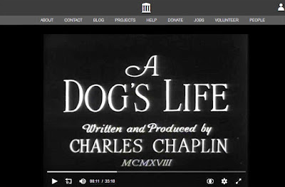 https://archive.org/details/CharlesChaplin1918VidaDePerroADogsLife