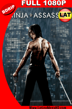 Ninja Assassin (2009) Latino FULL HD BDRIP 1080P ()