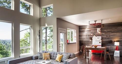 Moderne salle de s jour design for Sejour moderne design