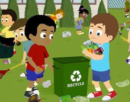 Gambar Montase Bertema Cinta Lingkungan Gambar Montase Kebersihan Lingkungan Terkini Banget