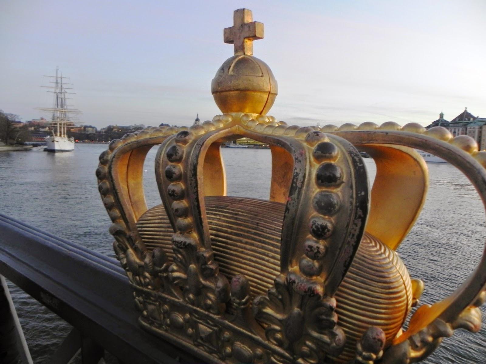 Sztokholm korona