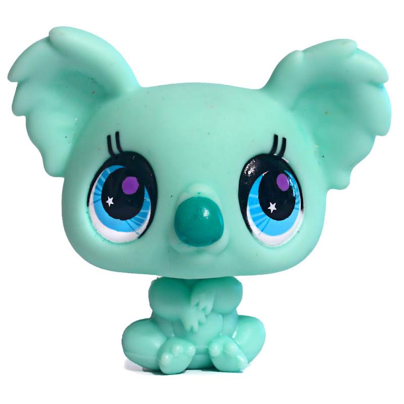 Lps Koala Generation 4 Pets Lps Merch