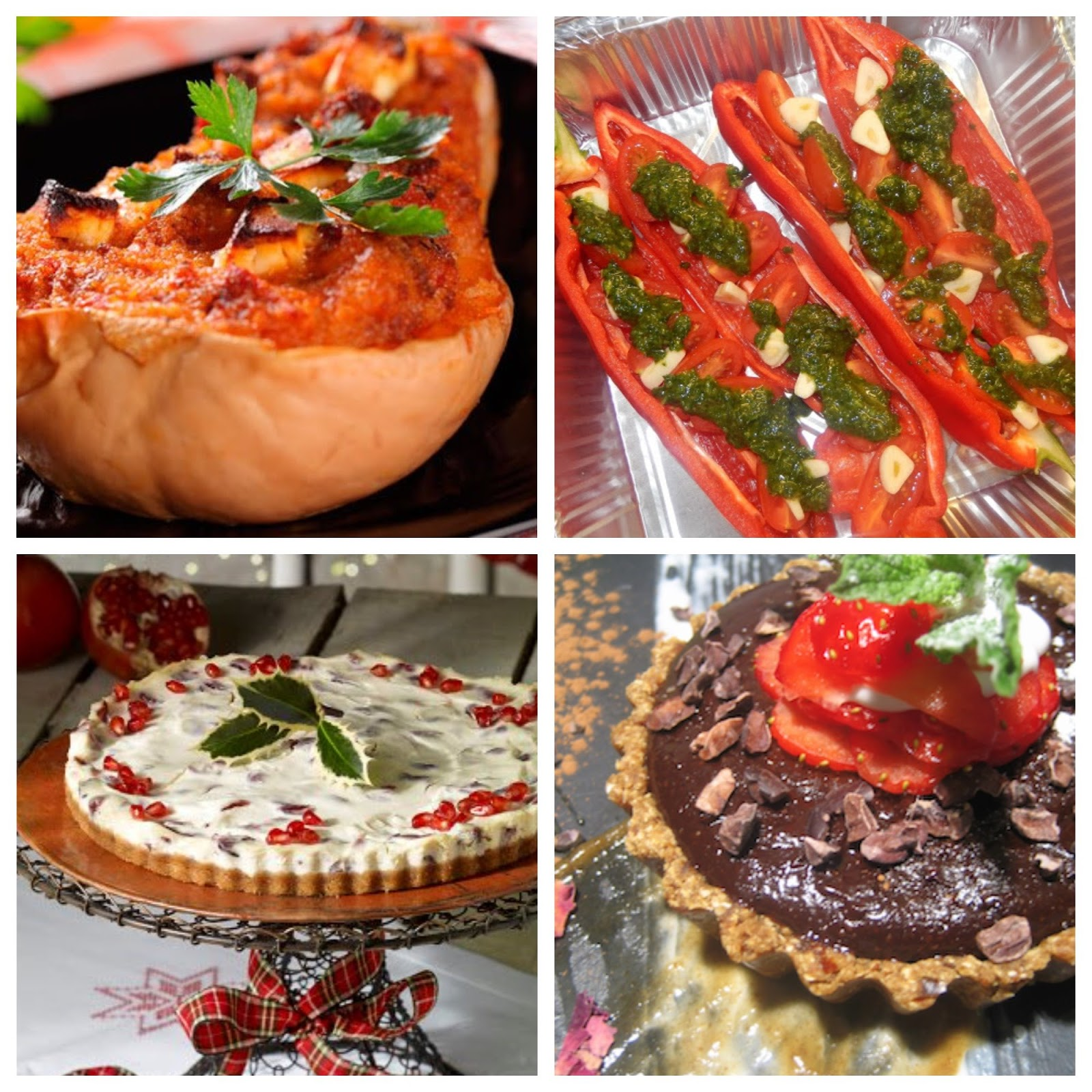Vegan and vegetarian christmas recipes forumfinder Image collections