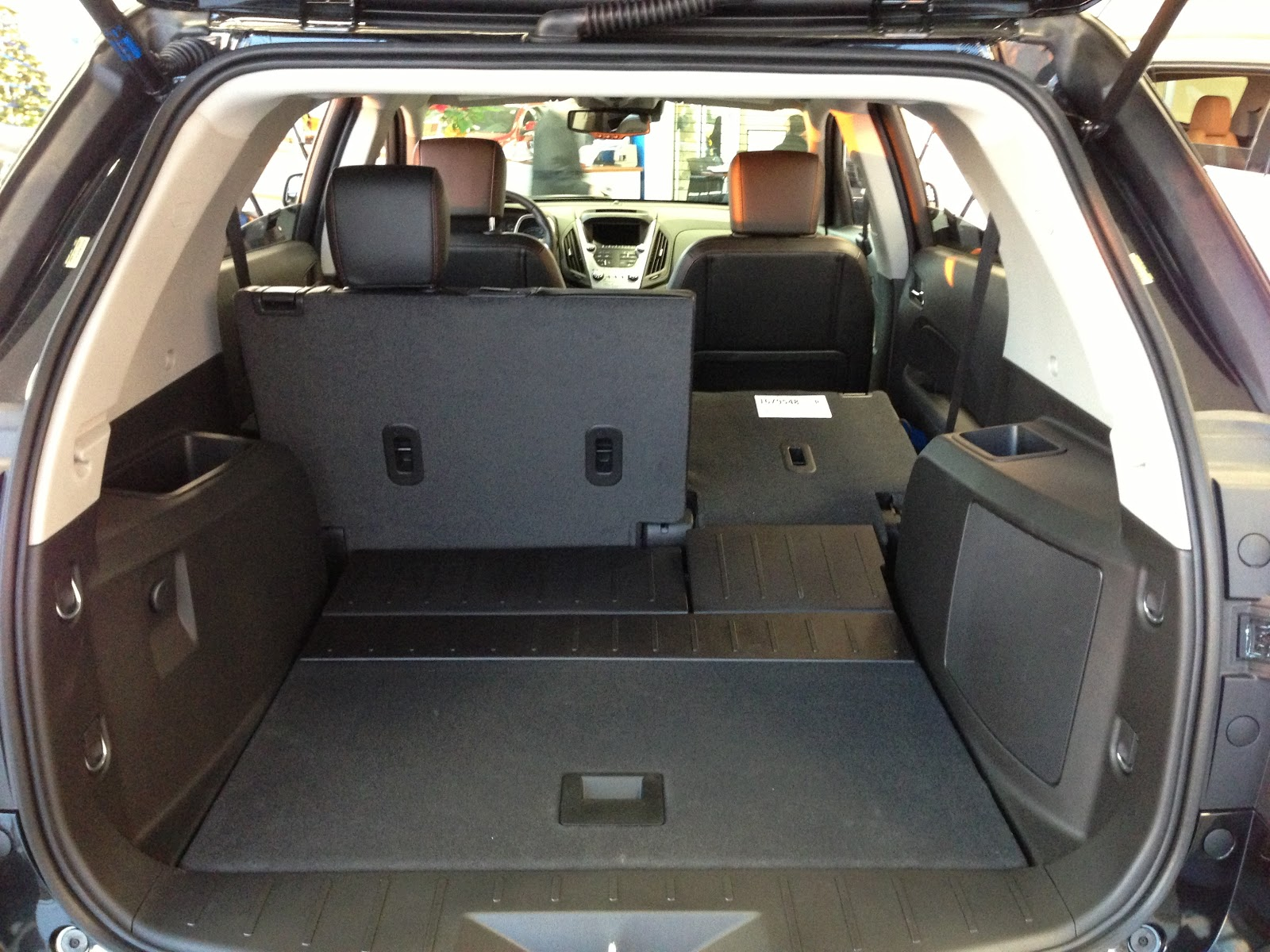 taking the details to xs chevrolet equinox 2lt and gmc terrain denali. Black Bedroom Furniture Sets. Home Design Ideas