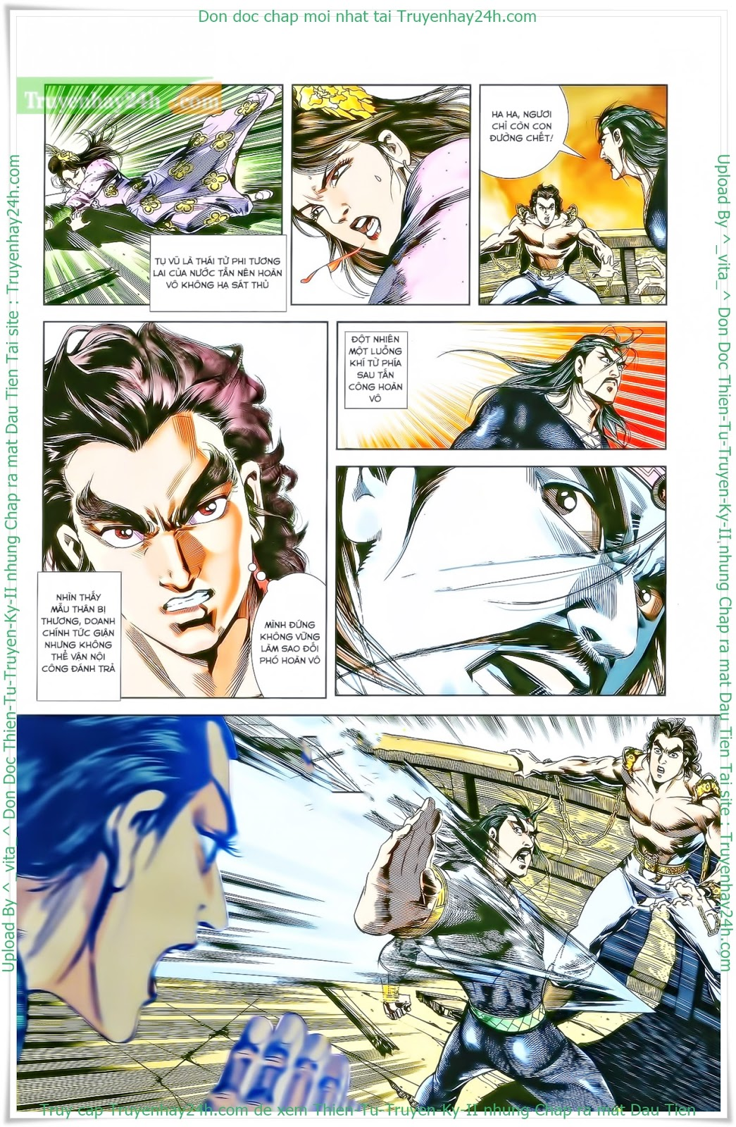 Tần Vương Doanh Chính chapter 27 trang 24