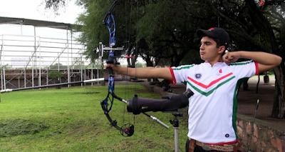 Rodolfo González Tiro con Arco México