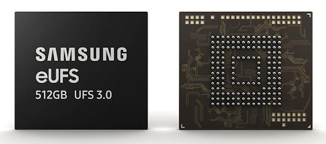 Samsung, Next Generation Smartphones, smartphone, smartphones, mobile, mobiles, phone, phones, mobile phone, Galaxy S10, 512GB eUFS 3.0 Storage,