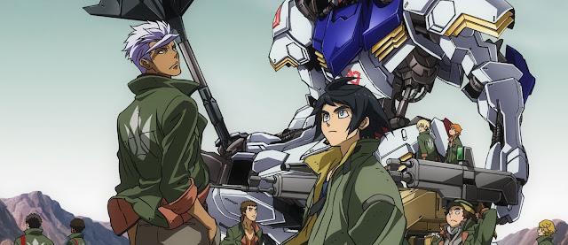 Mobile Suit Gundam: Iron-Blooded Orphans 2 Sezon