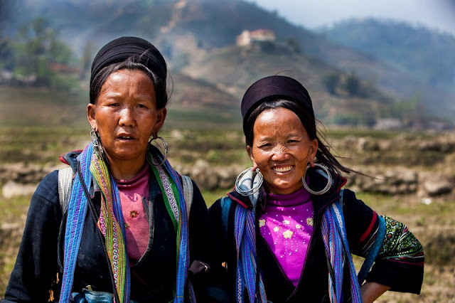 Giay ethnic minorities in Ha Giang 2