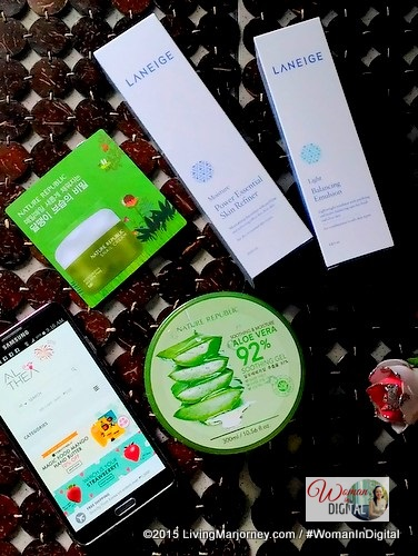 #AltheaPH Offers Laneige, Nature Republic