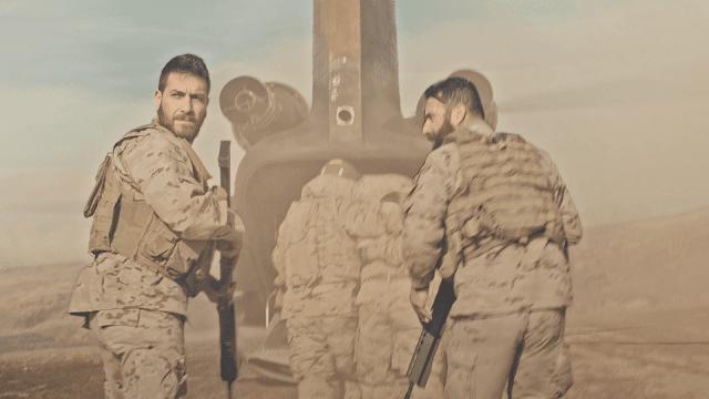 LEGIONARIO [CINE] La vida más allá de la guerra.