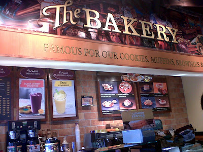 Paradise Bakery Chocolate Chip Cookie Calories