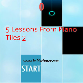 learn from piano tiles