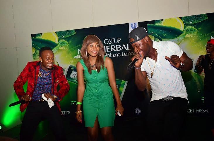 20 The CloseUp Naija Herbal Gel Launch Event