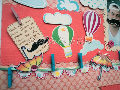 scrapbook together yummys