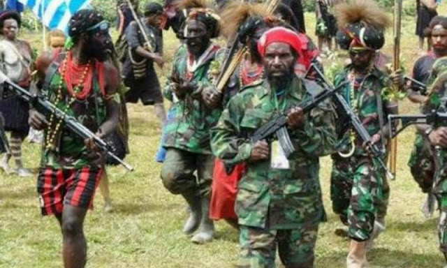 Akhirnya Mau Muncul Juga , OPM Pembunuh 31 Pekerja Tantang TNI & Sampaikan Pesan Menohok Kepada Presiden Jokowi Perihal Papua
