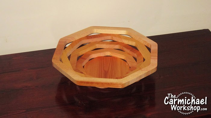 The Carmichael Workshop: Create a Wood Bowl with a Bandsaw!
