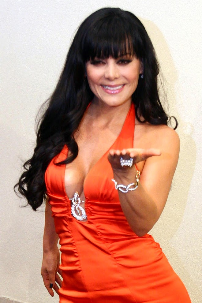 Maribel Guardia 2009