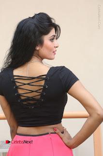 Telugu Actress Harini Stills at Dhyavudaa Movie Teaser Launch  0129.JPG