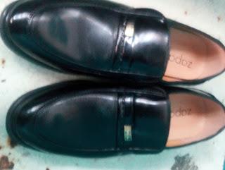 Giày tây làm Zapas