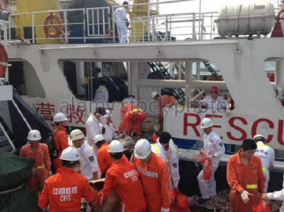Mengidentifikasi Keadaan Darurat Di Kapal
