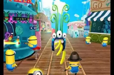 game popular minion game android terbaru