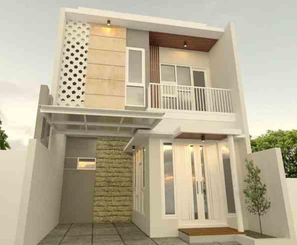 Rumah Minimalis Tampak Depan Desain Modern Rumah Minimalis