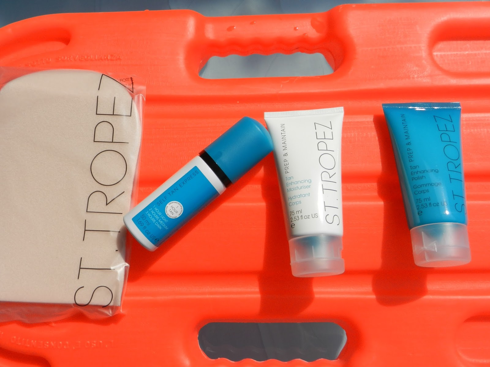 St. Tropez Self Tan Express Starter Kit Review