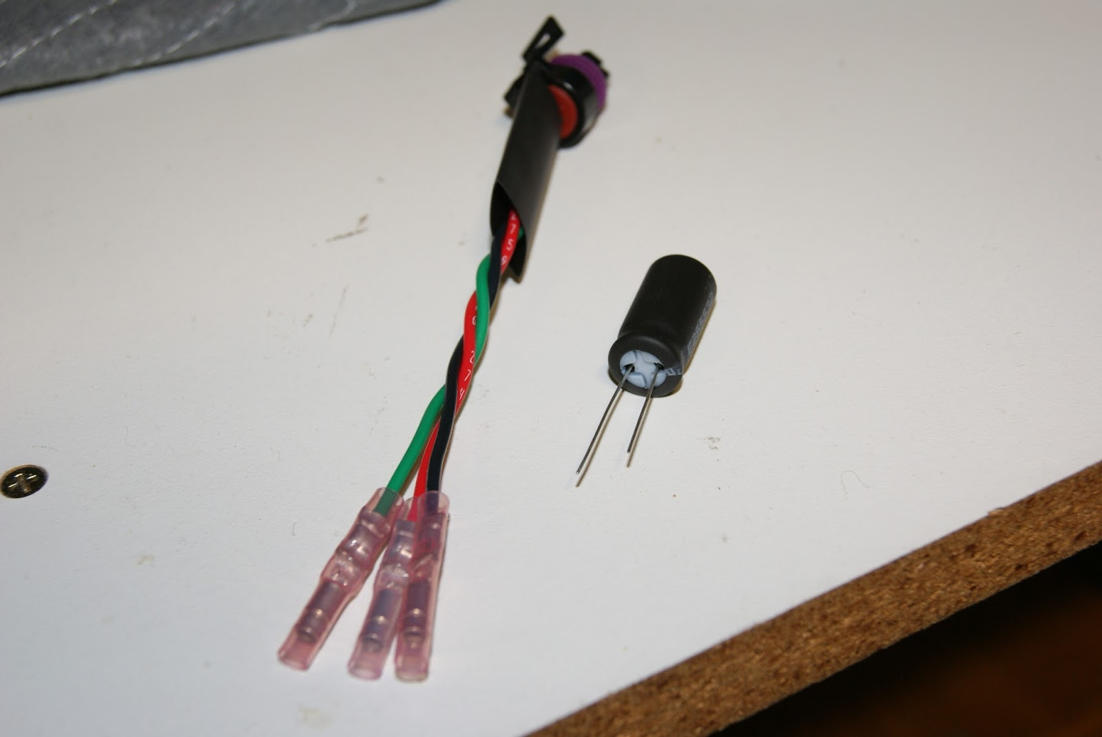 DOG Aviation John\'s RV-12 Blog: Wiring Kavlico Fuel Pressure Sensor ...