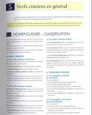 Télécharger Livre Gratuit Nerfs crâniens en général pdf
